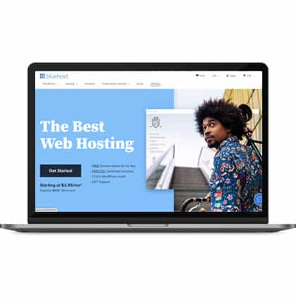 Bluehost-for-self-hosted-blog
